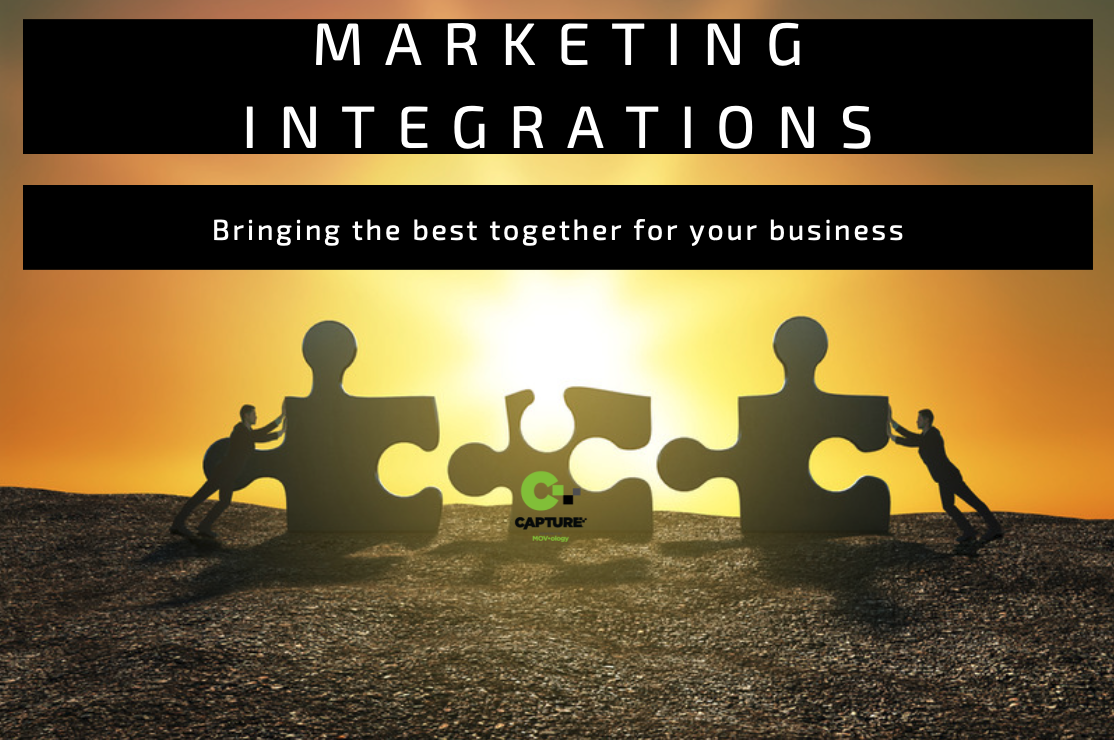 Marketing integrations with automated remarketing