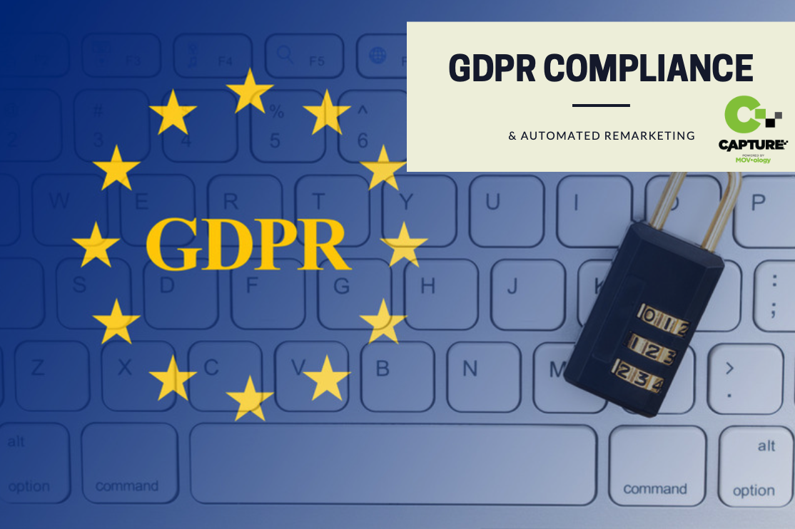 GDPR Compliance and Automated Remarketing