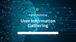 user information gathering