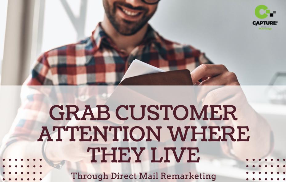 direct mail remarketing