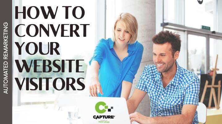 Convert your website visitors